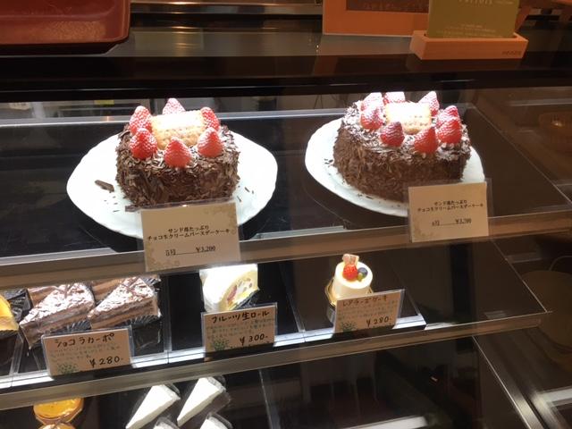 3パルフォア様ケーキ