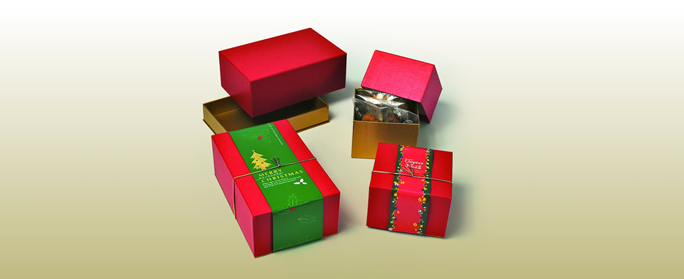 クリスマス パッケージ