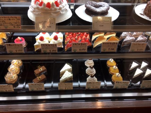 2パルフォア様ケーキ